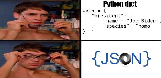 Как сериализовать и десериализовать JSON в Python